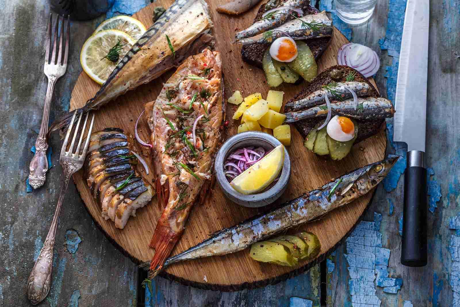 Fisch Kochkurs leipzig